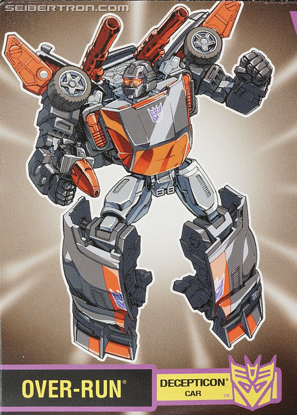 Transformers Club Exclusives Over-Run (Runabout) (Image #25 of 282)
