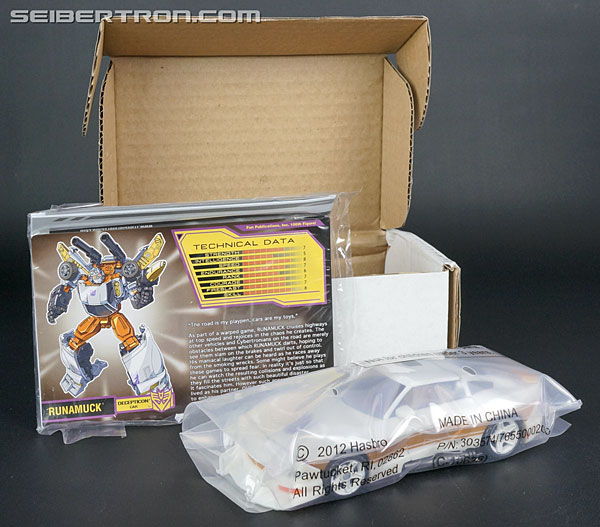 Transformers Club Exclusives Runamuck (Image #5 of 281)