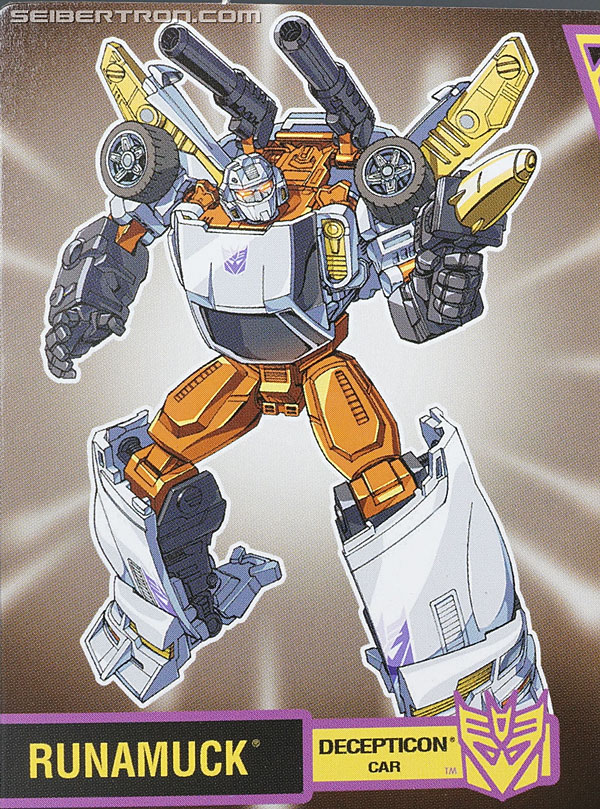 Transformers Club Exclusives Runamuck (Image #13 of 281)