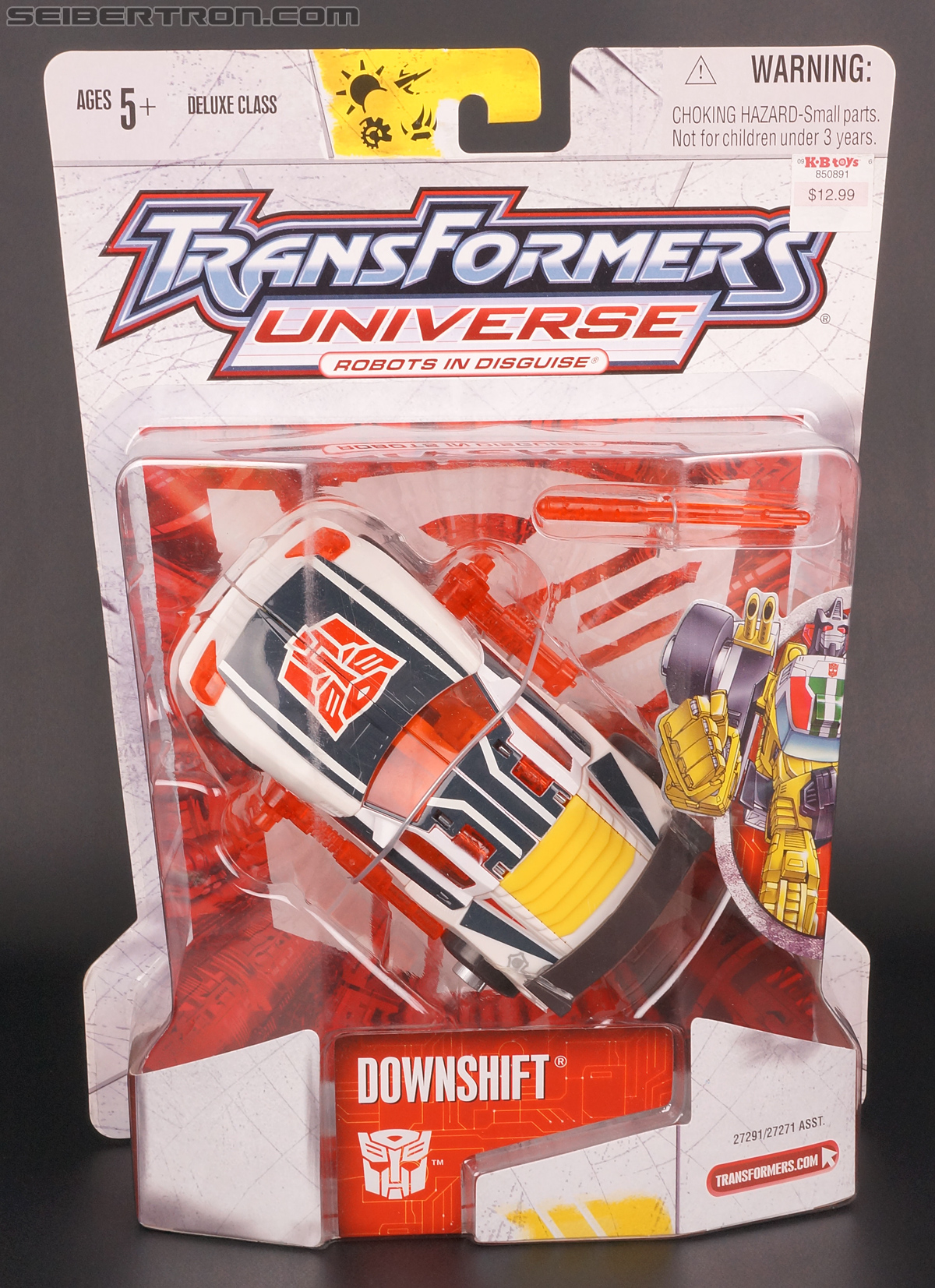 Transformers Universe Downshift (Image #1 of 163)