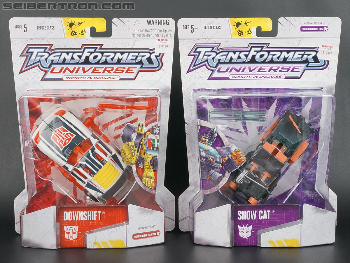 Transformers Universe Downshift (Image #19 of 163)