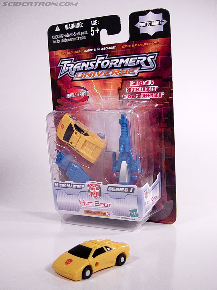 Transformers Universe Hot Spot (Image #1 of 22)