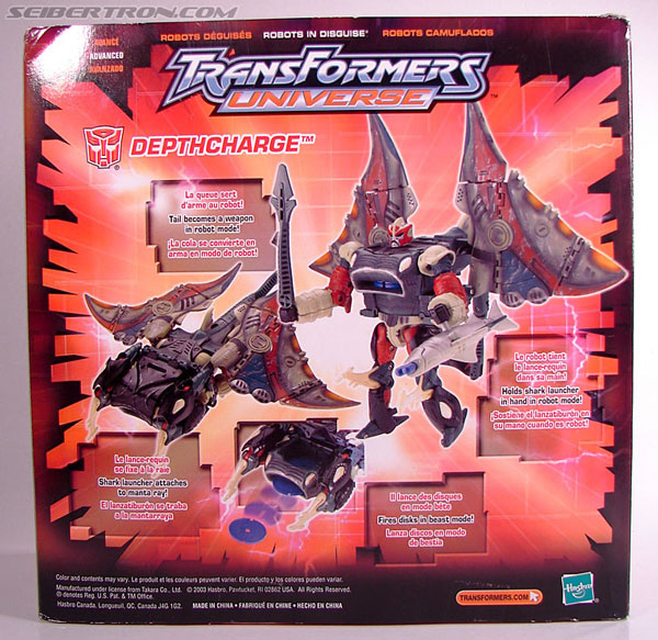 Transformers Universe Depth Charge (Image #9 of 102)