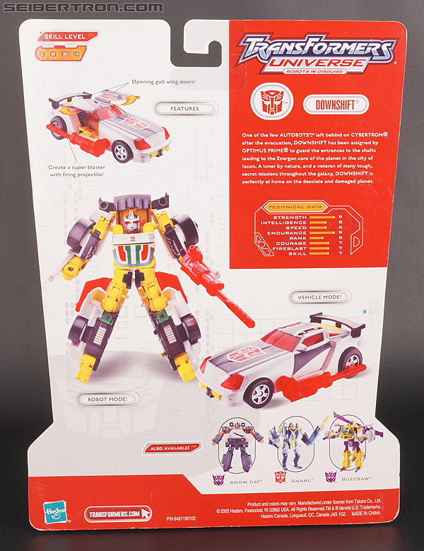 Transformers Universe Downshift (Image #10 of 163)