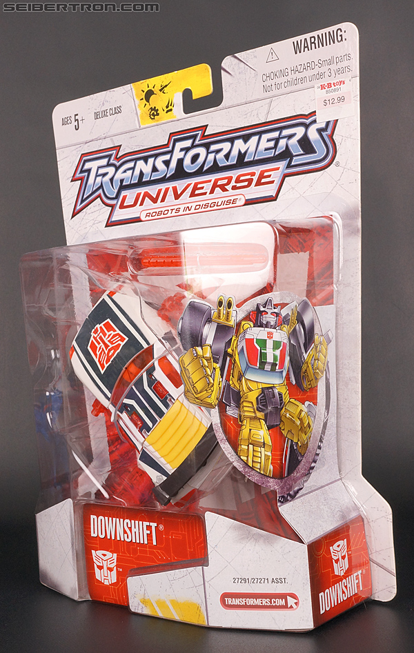 Transformers Universe Downshift (Image #15 of 163)