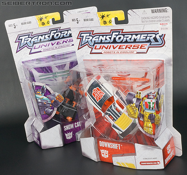 Transformers Universe Downshift (Image #21 of 163)