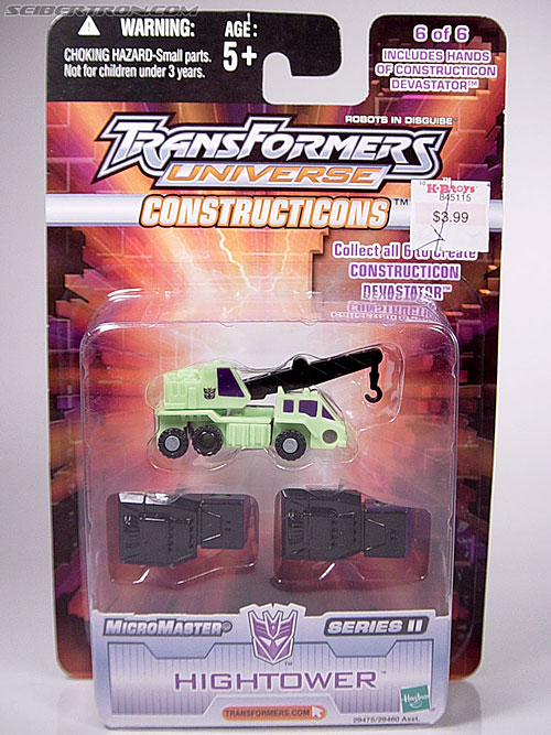 Transformers Universe Hightower (Image #1 of 38)
