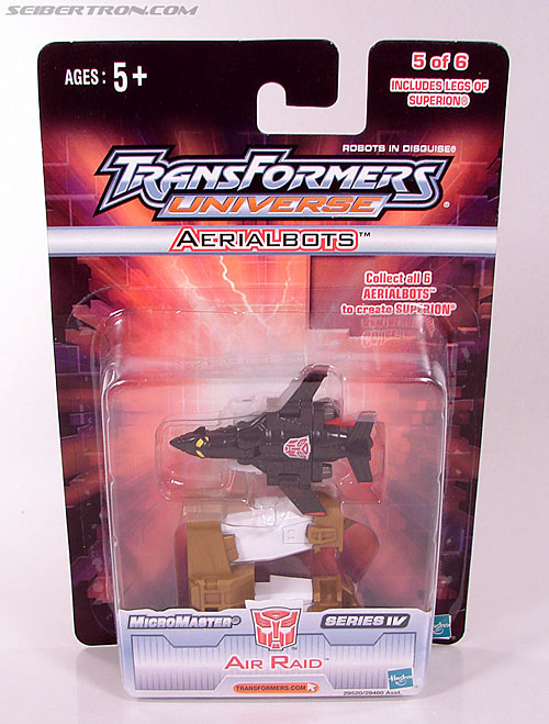 Transformers Universe Air Raid (Image #1 of 44)
