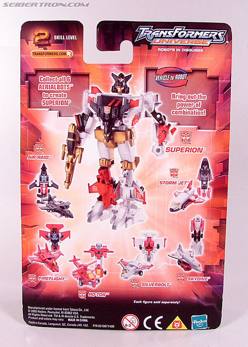 Transformers Universe Air Raid (Image #6 of 44)