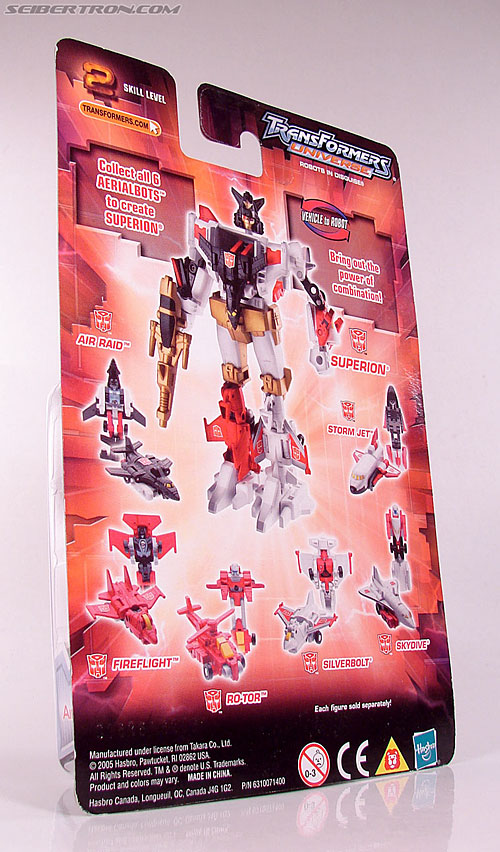 Transformers Universe Air Raid (Image #7 of 44)