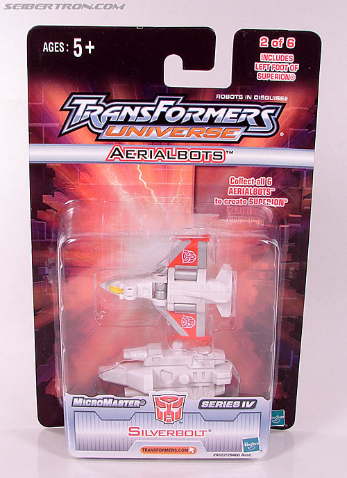 Transformers Universe Silverbolt (Image #1 of 42)