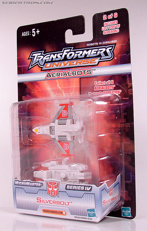 Transformers Universe Silverbolt (Image #9 of 42)