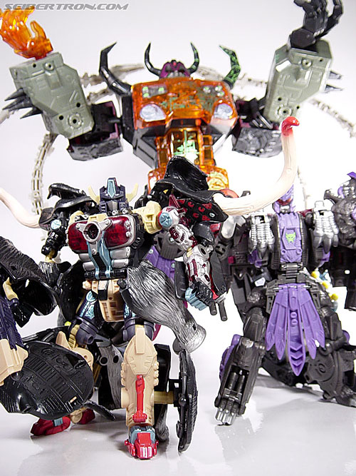 Transformers News: Top 5 Most Badass Looking Transformers Toys