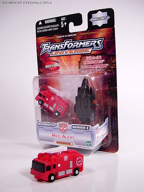 Transformers Universe Red Alert (Image #1 of 22)
