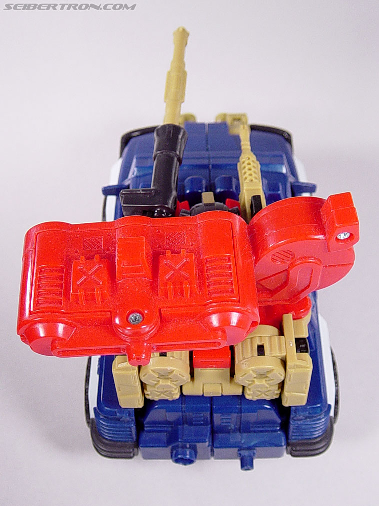 Transformers Energon Ironhide (Roadbuster) (Image #6 of 52)