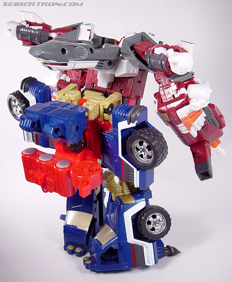 Transformers Energon Jetfire (Skyfire) (Image #43 of 51)