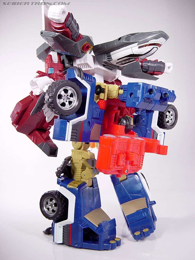 Transformers Energon Jetfire (Skyfire) (Image #45 of 51)