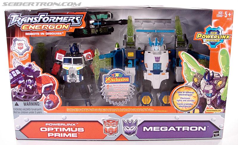 Transformers Energon Megatron (Galvatron) (Image #1 of 110)