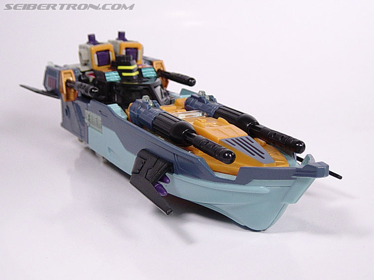 Transformers Energon Mirage (Shock Fleet) (Image #6 of 62)