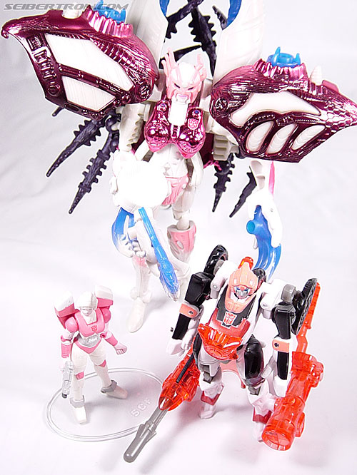 Transformers Energon Arcee (Ariel) (Image #55 of 95)