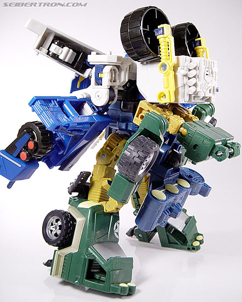 Transformers Energon Beachcomber (Overdrive) (Image #48 of 73)