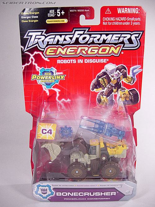 Transformers Energon Bonecrusher (Image #1 of 50)
