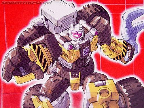 Transformers Energon Bonecrusher (Image #3 of 50)