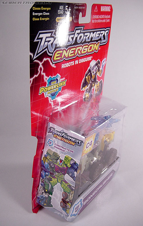 Transformers Energon Bonecrusher (Image #5 of 50)
