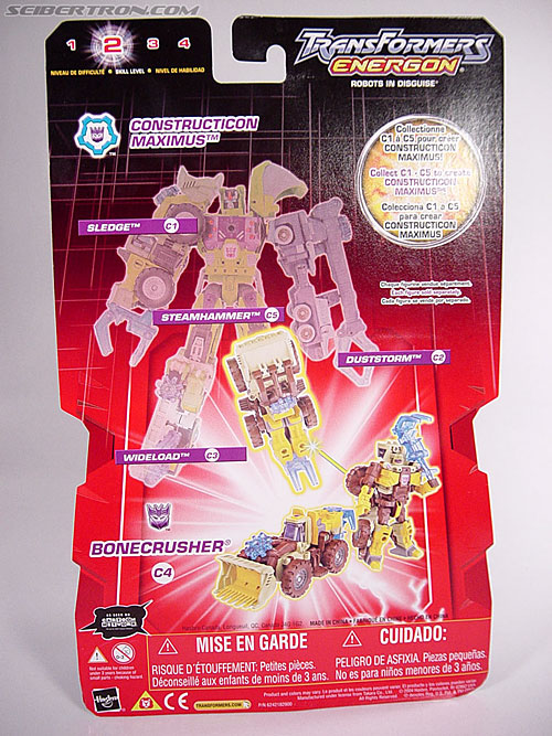Transformers Energon Bonecrusher (Image #6 of 50)