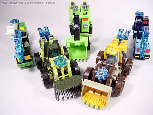 Transformers Energon Bonecrusher (Image #25 of 50)
