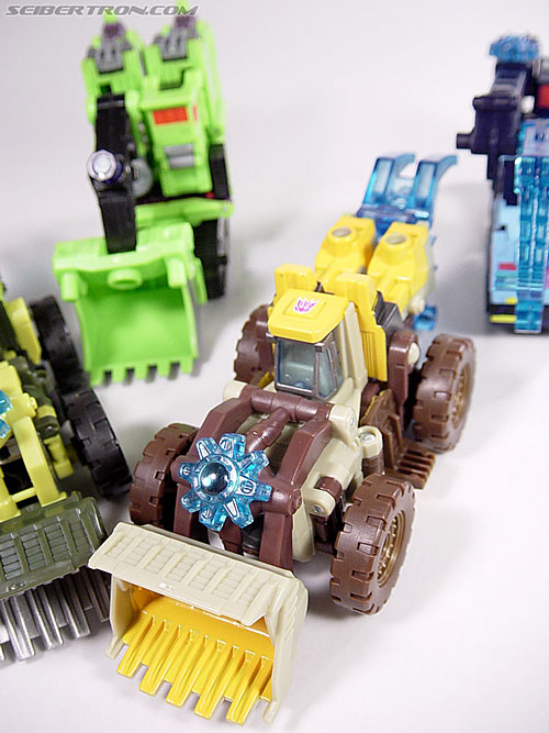 Transformers Energon Bonecrusher (Image #26 of 50)