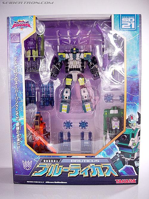 Transformers Energon Bruticus Maximus (Bruticus) (Image #1 of 68)