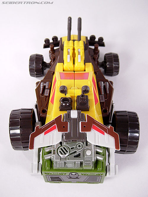 Transformers Energon Cliffjumper (Overdrive) (Image #5 of 44)