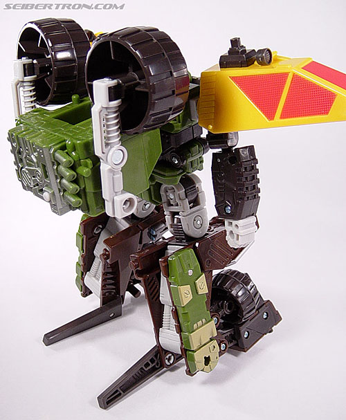 Transformers Energon Cliffjumper (Overdrive) (Image #18 of 44)