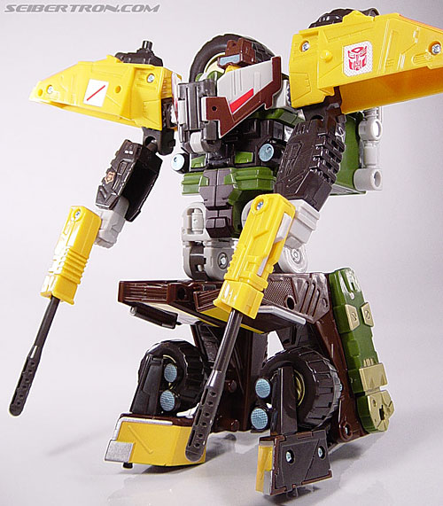 Transformers Energon Cliffjumper (Overdrive) (Image #22 of 44)