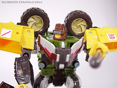 Transformers Energon Cliffjumper (Overdrive) (Image #32 of 44)