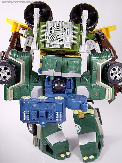 Transformers Energon Cliffjumper (Overdrive) (Image #38 of 44)