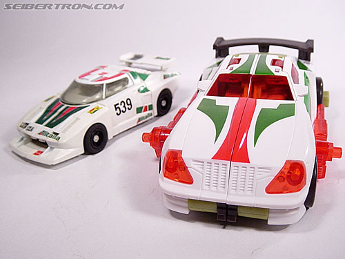 Transformers Energon Downshift (Wheeljack) (Image #22 of 76)