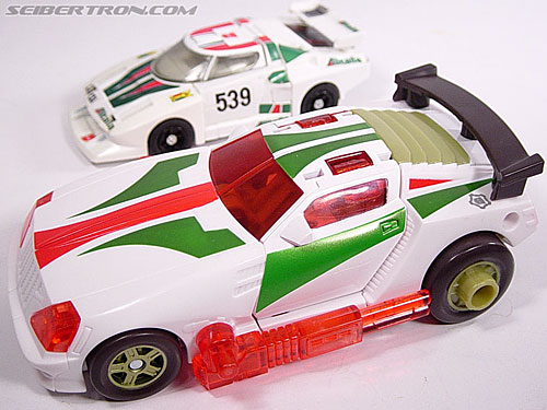 Transformers Energon Downshift (Wheeljack) (Image #23 of 76)
