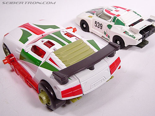Transformers Energon Downshift (Wheeljack) (Image #24 of 76)