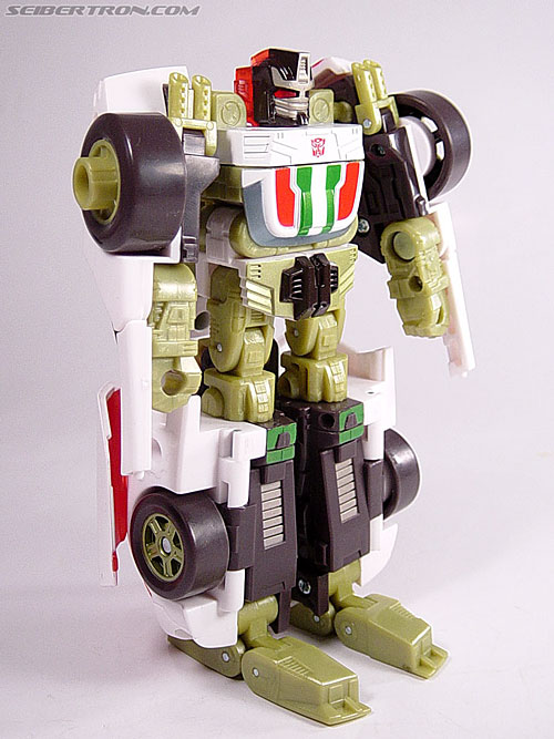 Transformers Energon Downshift (Wheeljack) (Image #35 of 76)