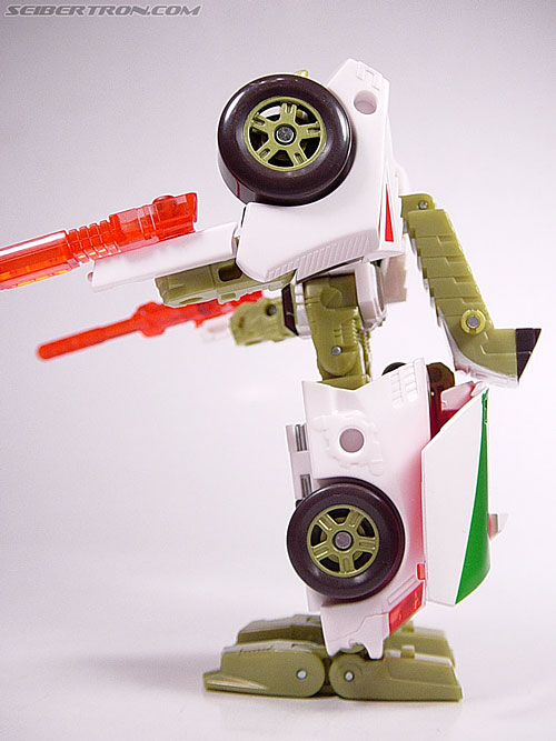 Transformers Energon Downshift (Wheeljack) (Image #42 of 76)
