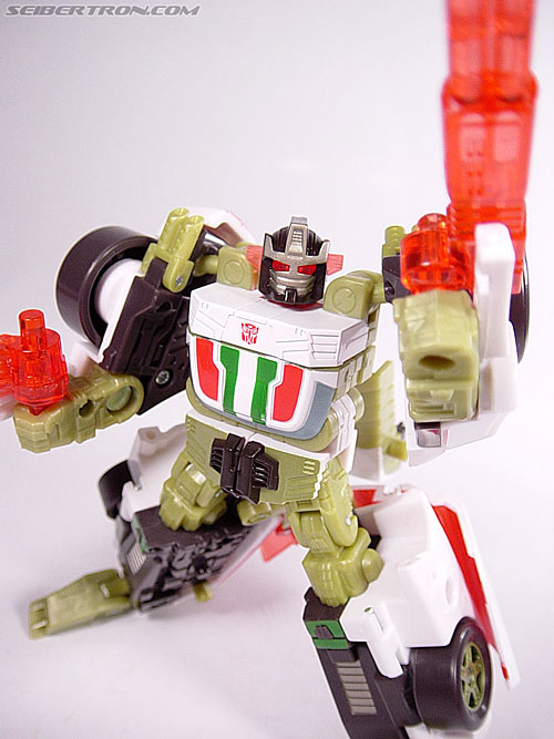 Transformers Energon Downshift (Wheeljack) (Image #45 of 76)