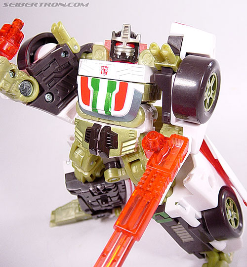 Transformers Energon Downshift (Wheeljack) (Image #51 of 76)