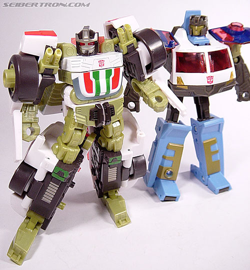 Transformers Energon Downshift (Wheeljack) (Image #60 of 76)