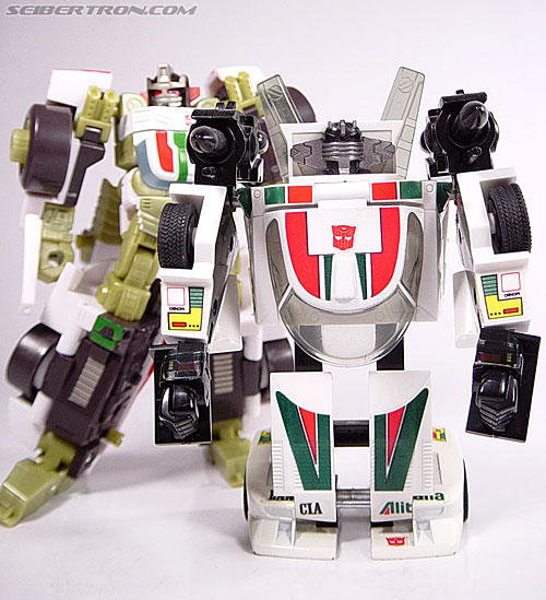 Transformers Energon Downshift (Wheeljack) (Image #61 of 76)