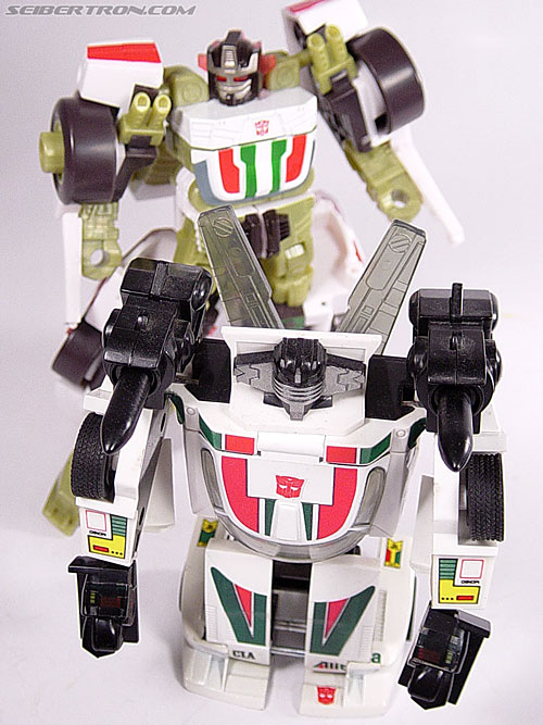 Transformers Energon Downshift (Wheeljack) (Image #62 of 76)