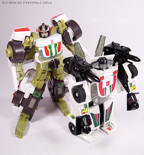 Transformers Energon Downshift (Wheeljack) (Image #63 of 76)