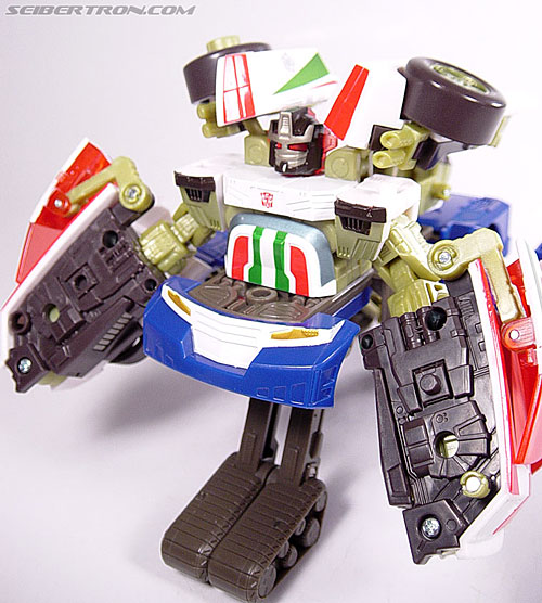 Transformers Energon Downshift (Wheeljack) (Image #66 of 76)