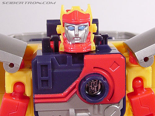 Energon Hot Shot Fire gallery